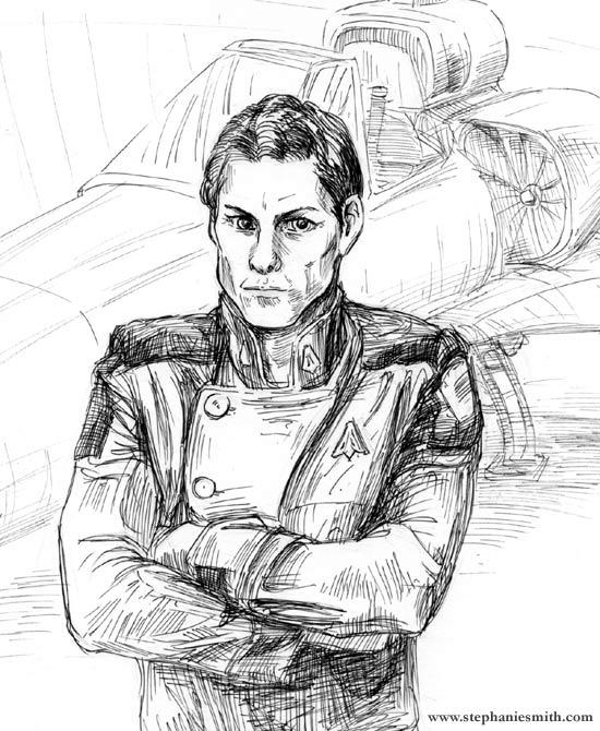 Captain Adama