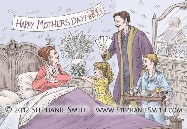 Celebrate the Seasons: Mother's Day