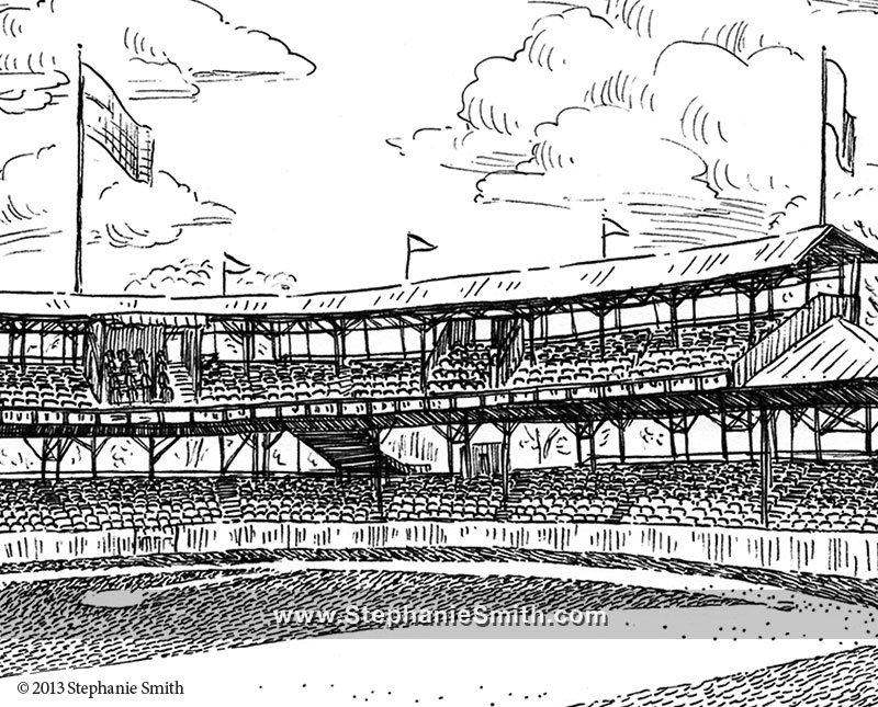 Union Park: detail