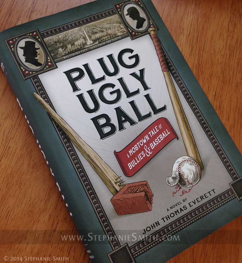 Plug Ugly Ball book photo