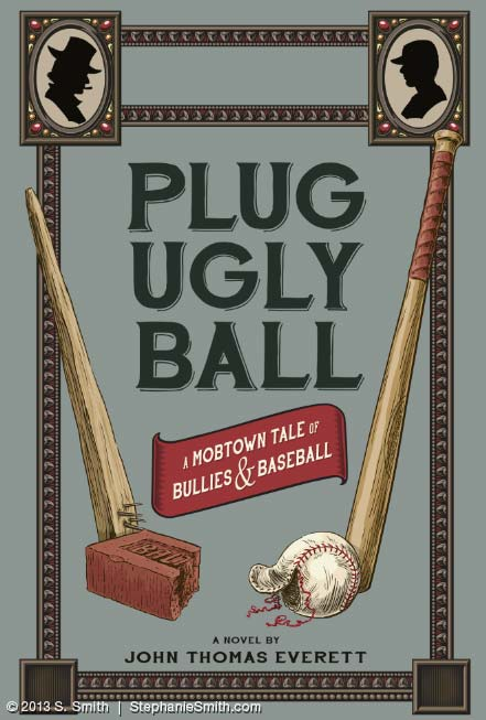 Plug Ugly Ball Cover - Artwork